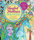 Tangled Fantasies: 52 Drawings to Finish and Color by Jane Monk (Paperback, 2016)