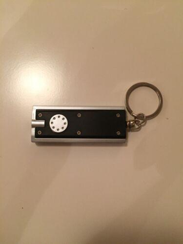 Schlüsselanhänger LED Mini Taschenlampe Schlüsselleuchte - NEU