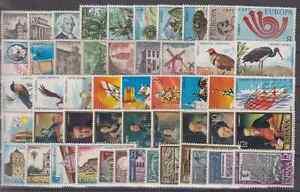 SPANIEN-ANO-1973-NUEVO-MNH-ESPANA-EDIFIL-2117-66-COMPLETO-SIN-FIJASELLOS