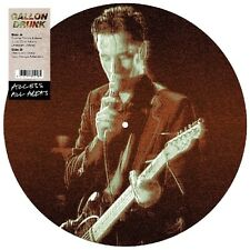 GALLON DRUNK -ACCESS ALL AREAS -500 LIMITED EDITION,180 GR-PICTURE VINYL LP NEU