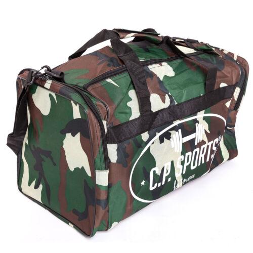Kombi Sporttasche Bodybuilding Bag Sport Tasche Reisetasche Freizeit Sportsbag