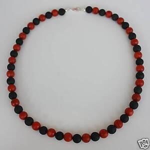 Lava-Perlenkette-mit-Korallen-Perlen-aus-La-Palma
