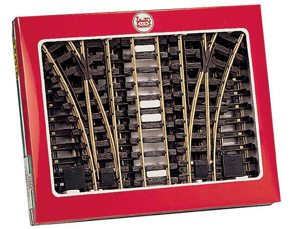 Traccia Lgb G 19902 Stazione FerroviariaSet di binario