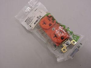 Bryant-Hubbell-5-20-orange-Receptacle-Duplex-Outlet-125V-5362IG