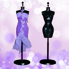 Mini Gown Dress For Display Gift Form Clothes Mannequin Model Stand Rack Holder