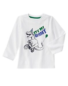 Image Is Loading Gymboree Baby Boy 12 18 Months Dinosaur Dino