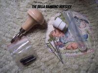 Hair Rooting Tool & Needles Reborn Doll Supplies