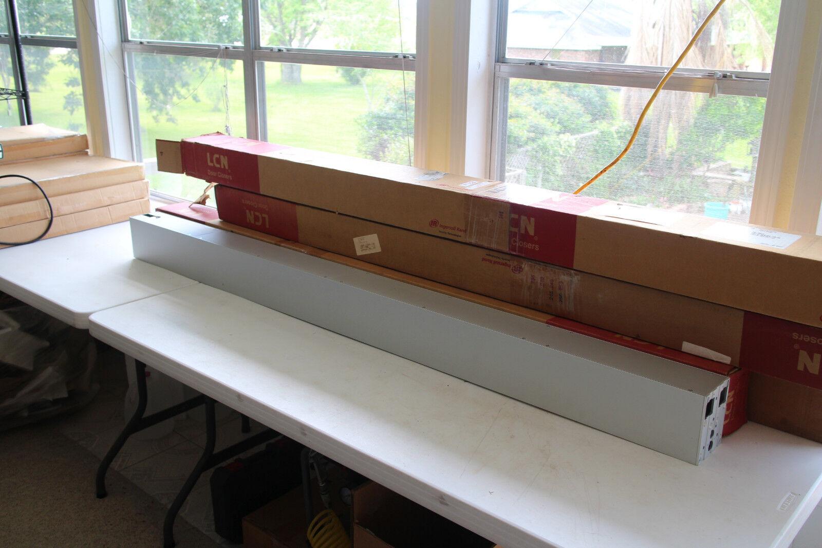 Set of 4 - LCN HEADER 9540-3572DD Standard Surface Mounting Header Box - 80  L