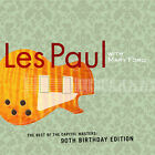 The Best Of The Capitol Masters: 90th Birthday Edition by Les Paul & Mary Ford (CD, Jun-2005, Capitol/EMI Records)