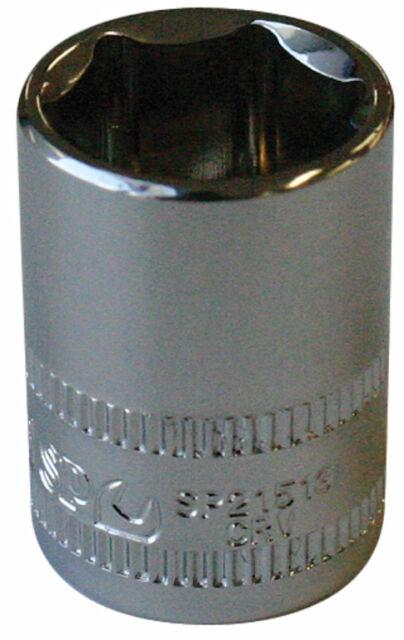 SP TOOLS SOCKET 3/8 DR 12 PT METRIC 14MM INDIVIDUAL SP22014