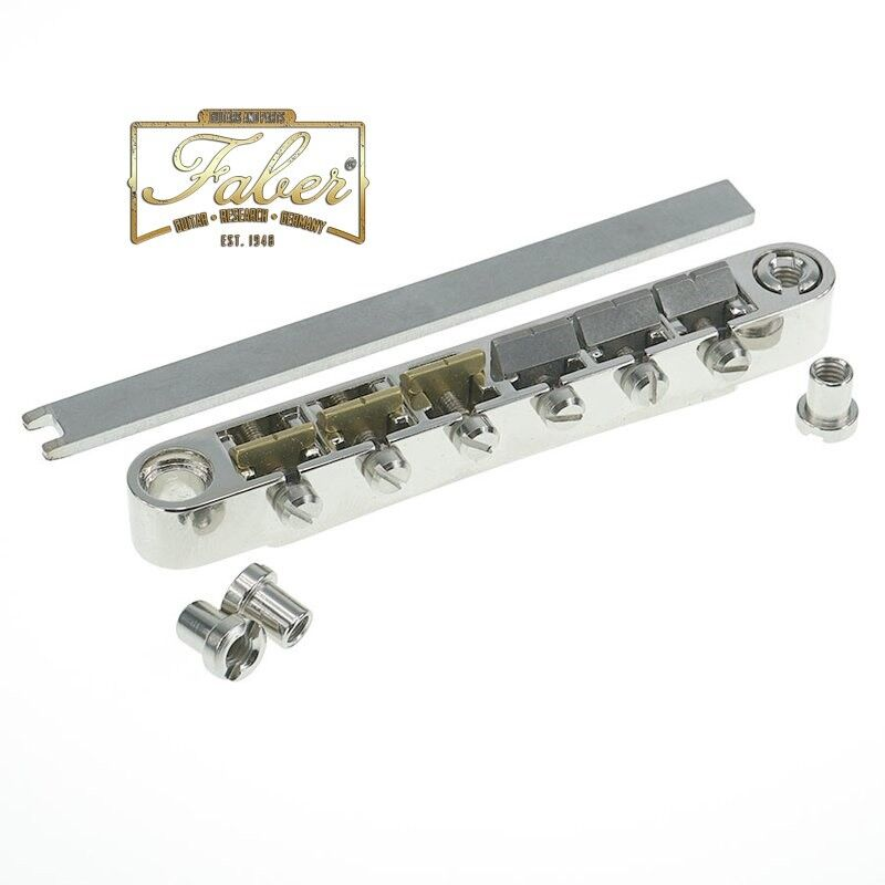 Faber Hybridge-L-59-NG Hybridge L59NG 3Brass 3Titanium Saddles High Gloss 3031-8