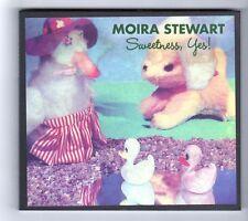 (GZ475) Moira Stewart, Sweetness, Yes! - 2008 CD