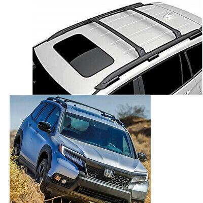 OE Style Roof Rack Cross Bars For 99-04 Honda Odyssey Family Van Luggage Carrier