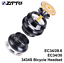 ZTTO 3434S Bike Threadless Headset 34mm EC34 CNC 1-1//8 28.6 Straight Tube Fork