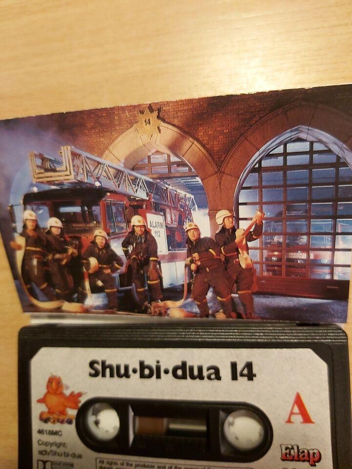 Bånd, Shubidua, 14