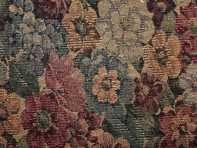 Tela Floral Tapiz Tejido Hogar K-TAP-1725-M