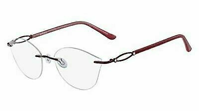 Eyeglasses MARCHON AIRLOCK AL ENCHANTMENT 604 BURGUNDY