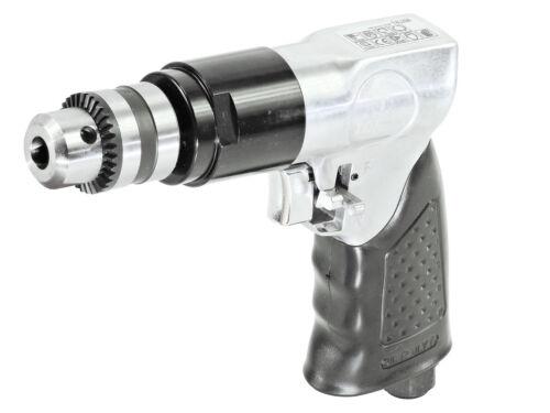 Druckluft Bohrmaschine Pneumatik Druckluftbohrer Zahnkranzbohrfutter Bohrer