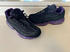 c529724028 2010 NIKE AIR MAX 95 ATTACK PACK PONY HAIR BLACK PURPLE OG 1 97 609048-