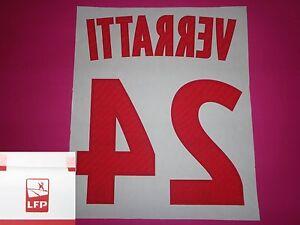 Flocage-officiel-PSG-Paris-VERRATTI-2012-14-domicile