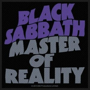 BLACK-SABBATH-Patch-Aufnaeher-Master-of-reality-10x10cm