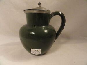 Lovett-Pottery-Syrup-England-Green
