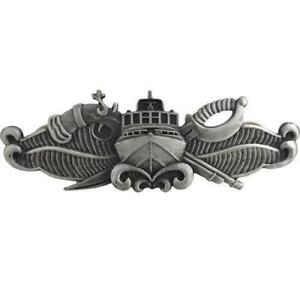 Genuine-U-S-NAVY-BADGE-NAVAL-SPECIAL-WARFARE-COMBATANT-CRAFT-CREWMAN-SWCC-Pin
