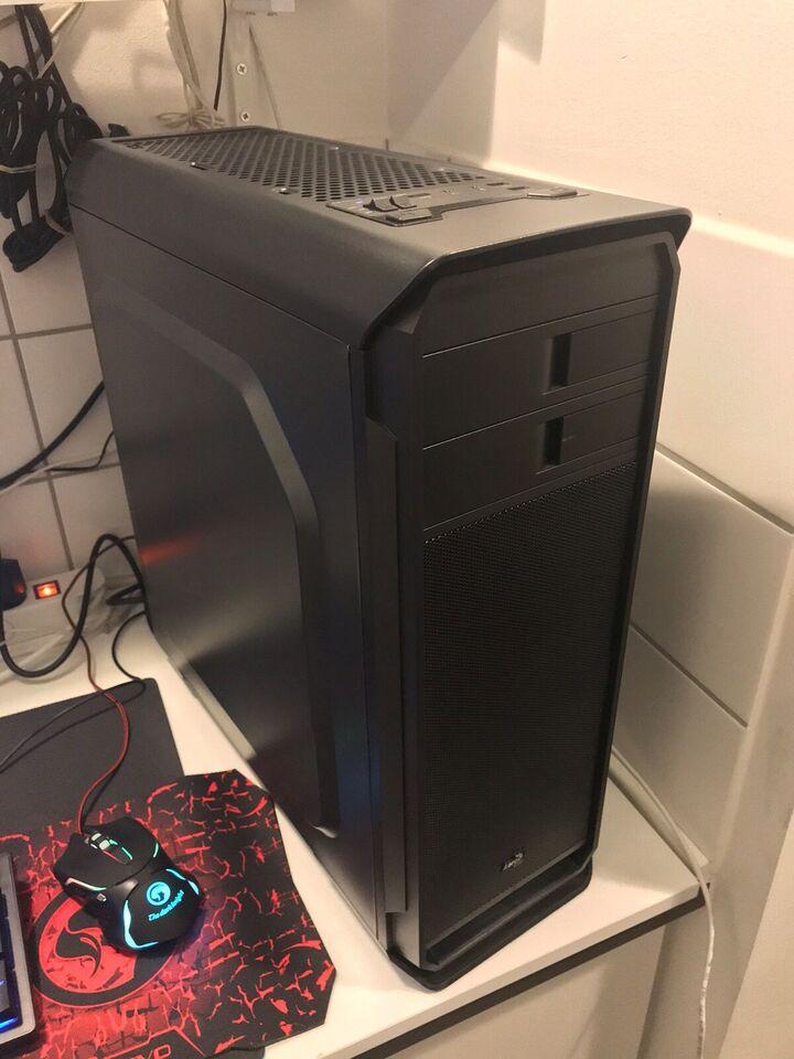 Selvbyg, Gaming PC, CSGO
