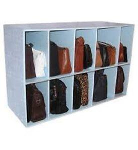 Image Is Loading Purse Handbag Bags Storage Organizer Closet Bag Holder