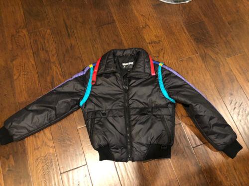 Ladies White Stag Ski Jacket Small