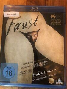 Faust [Blu-Ray] di sokurow, Alexander | DVD | stato molto bene