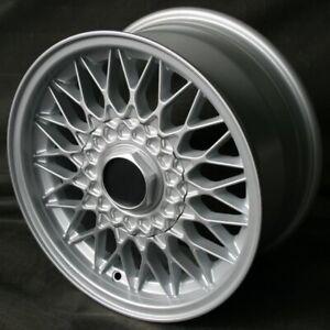 BMW-BBS-Cross-Spoke-Classic-Style-15x7-034-Alloy-Wheel-4x100PCD-FITS-E30-amp-E21-TUV