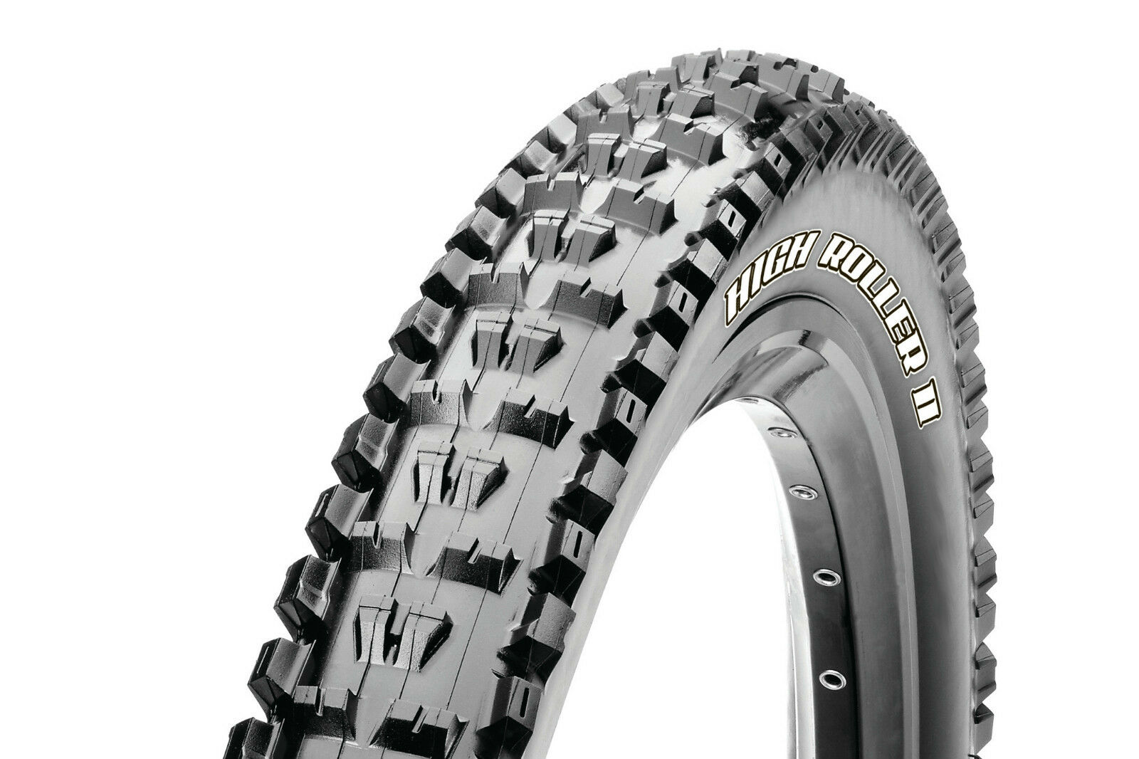 Tyre Maxxis HIGH ROLLER II 26x2,40 TPI60 3C Rigid inner tube TIRE MAXXI