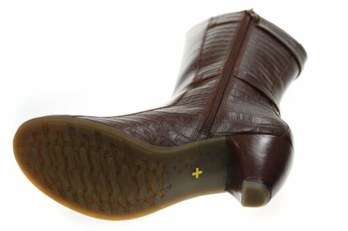 Uk5 Martens Dr New Bottes Strap Alligator Chaussures Carla 38 2 Hourglass Femme qvqnrd