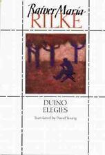 Duino Elegies Rilke, Rainer Maria, Young, David Paperback