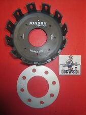 KTM SXF250 2005-2012 Nuevo Hinson BILLET ALEACIÓN Cesta de Embrague H255 KT1023