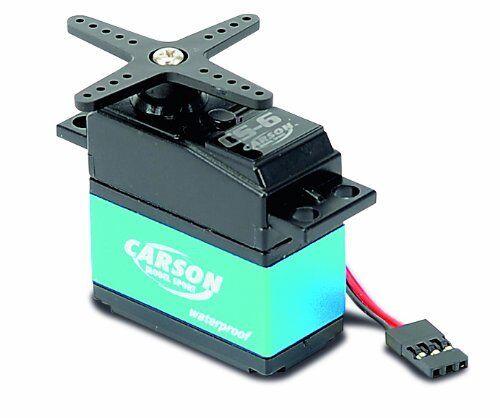 Carson 500502041Servo CS 6Waterproof MG6kgJR