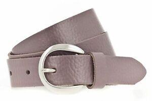 Vanzetti 25mm Belt W75 Gürtel Accessoire Rose Metallic Rosa Neu