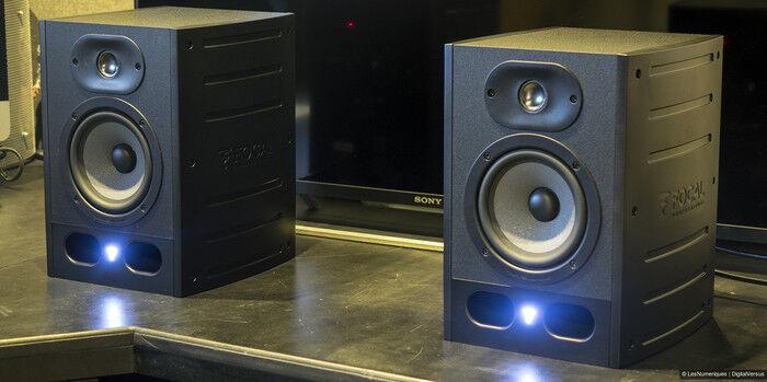 Focal Alpha 65 6.5  Powered Professional 2-way Studio Monitors