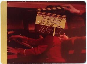 Star-Trek-TOS-35mm-Film-Clip-Slide-Lights-of-Zetar-Clapper-Board-Uhura-3-18-38