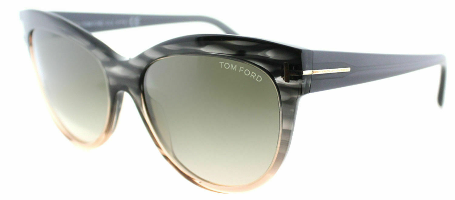 a089fe8116 Tom Ford Sunglasses Women TF 430 Grey 20p Lily 56mm for sale online ...