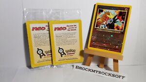 x1-SEALED-Entei-WOTC-Holo-Promo-34-NM-Vintage-Movie-Black-Star-Promo-Pokemon