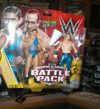WWE NXT BATTLEPACK SERIES SIMON GOTCH AND AIDEN ENGLISH, 1ST TIME IN LINE, UNOPE