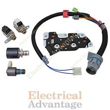 4L80E GM Transmission Master Solenoid Kit Set Package With Harness 1994 to 2003