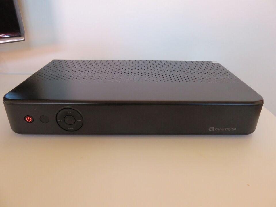 HD SMART TV-boks, Canal Digital / Allente, NS1130