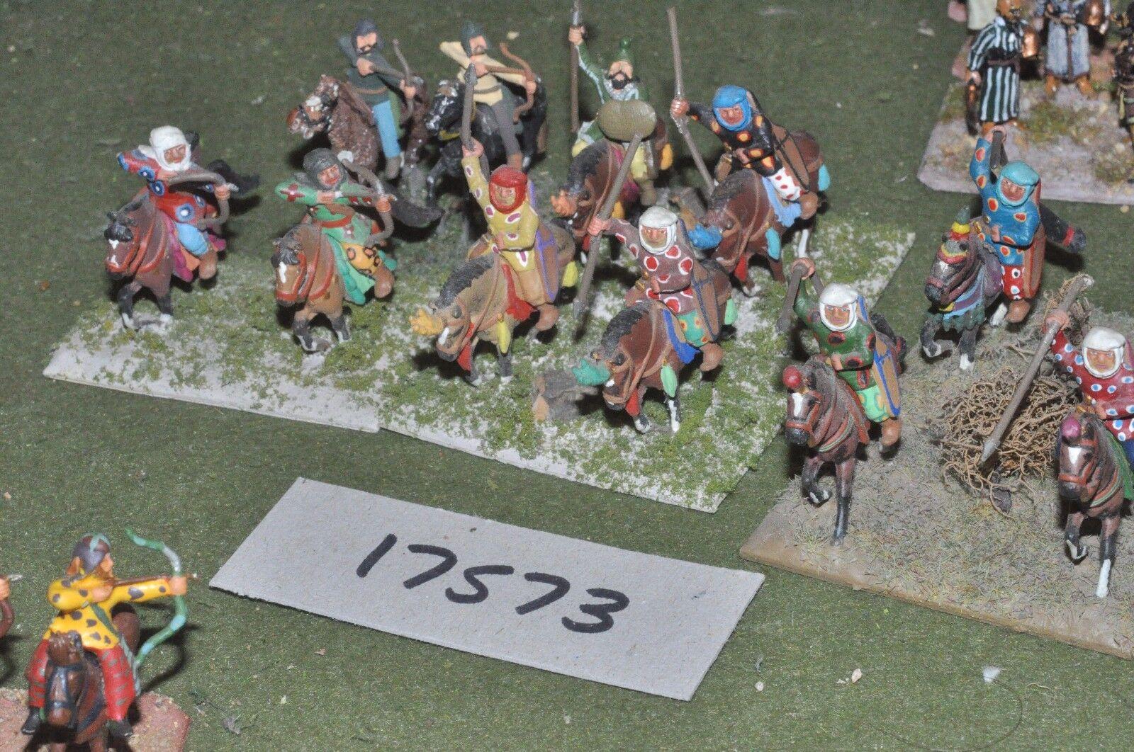 25mm classical   persian - achaemenid cavalry 12 cavalry - cav (17573)