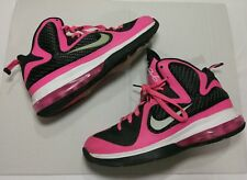 da09942061fd item 7 NIKE Girls Youth LEBRON 9 (GS) LASER PINK-METALLIC SILVER SiZe 6.5Y  472664-600 -NIKE Girls Youth LEBRON 9 (GS) LASER PINK-METALLIC SILVER SiZe  6.5Y ...