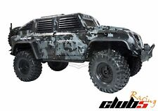 TRA8211 Traxxas TRX-4 Tactical Unit Body Clear