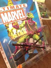 ULTIMATE MARVEL AIR FORCE COLLECTION GREEN GOBLIN UH-60A DESERT HAWK HELICOPTER