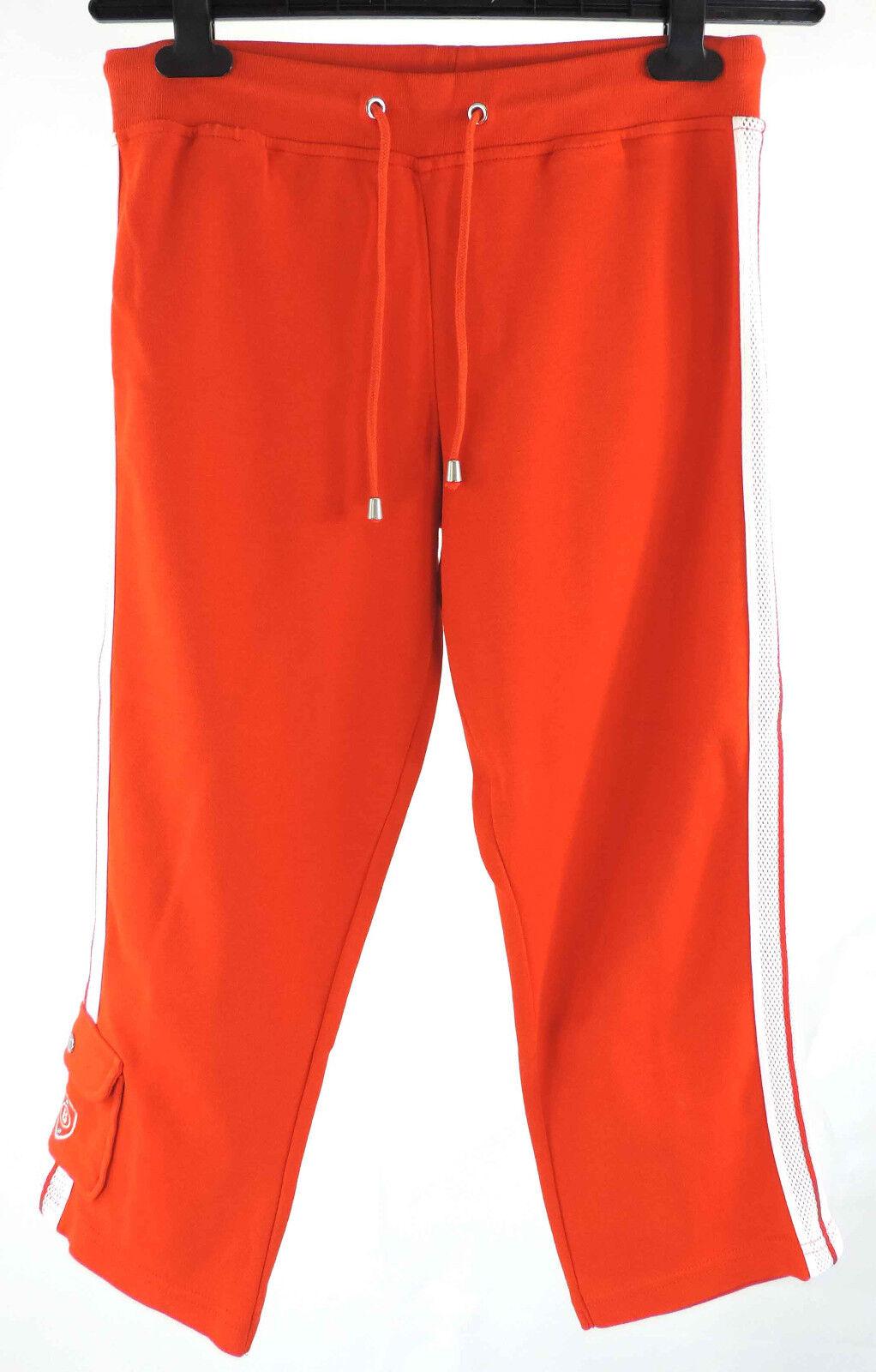 Bogner Joggpants 34 XS 100% Baumwolle orange - red Jogging Sporthose Hose top